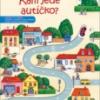 Kam jede autíčko – knížka pro děti