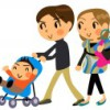 Výlet s dětmi a celou rodinou