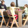 Naučte děti správně sedět již od útlého věku, pomůže chytrá židlička
