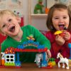 Vytvořte si vlastní kouzelný svět cirkusu se stavebnicí LEGO DUPLO