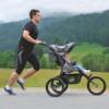 Speciální sportovní kočárky pro aktivní rodiče