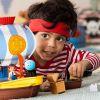 Vydejte se s dětmi na pirátskou výpravu do pohádkového světa a zažijte pravé dobrodružství se stavebnicí LEGO®DUPLO®!