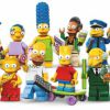 Kultovní seriál Simpsonovi má vlastní LEGO edici