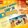 Rozhýbejte LEGO produkty v katalogu pomocí  úžasné aplikace LEGO 3D katalog