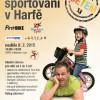 Malé sportování v Galerii Harfa pobaví děti od 2 do 5 let