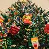 Postavte LEGO sněhovou vločku